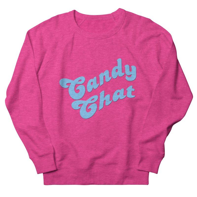 Candy Chat Logo Men's Sweatshirt by Blurry Photos's Artist Shop