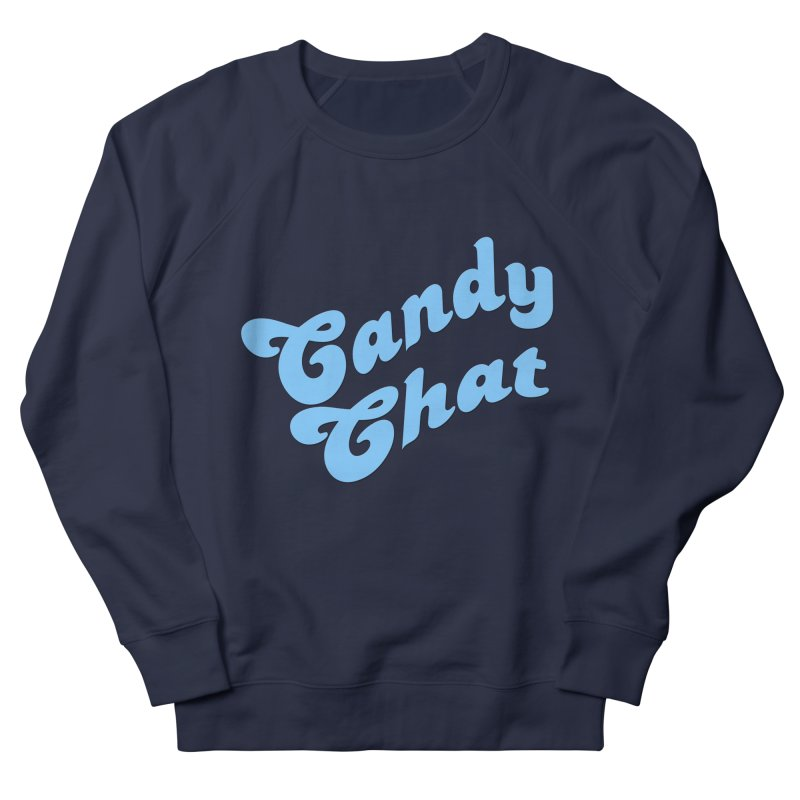 Candy Chat Logo Men's Sweatshirt by Blurry Photos's Artist Shop