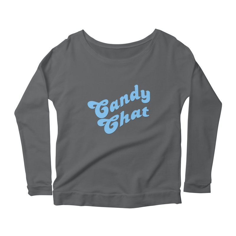Candy Chat Logo Women's Longsleeve T-Shirt by Blurry Photos's Artist Shop
