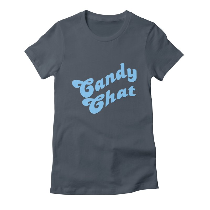 Candy Chat Logo Women's T-Shirt by Blurry Photos's Artist Shop
