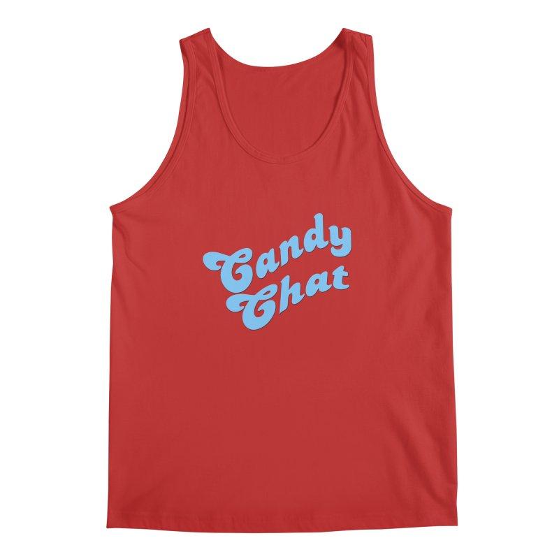 Candy Chat Logo Men's Regular Tank by Blurry Photos's Artist Shop