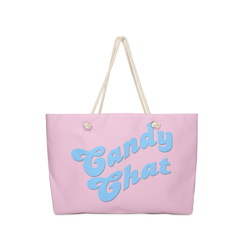 Candy Chat Logo Accessories Bag by Blurry Photos's Artist Shop