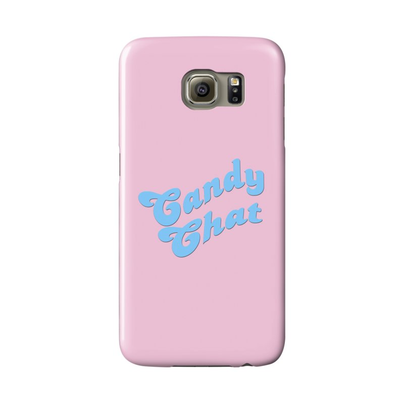 Candy Chat Logo Accessories Phone Case by Blurry Photos's Artist Shop