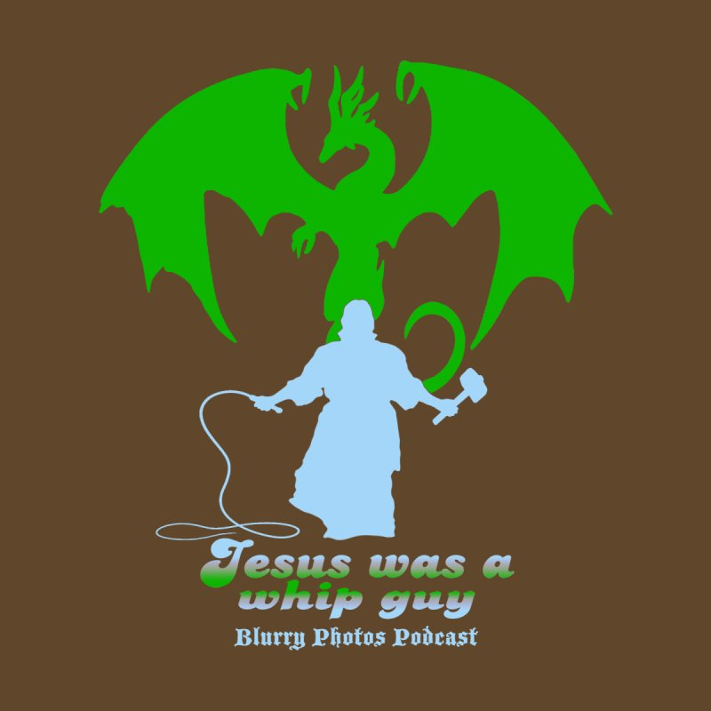 Jesus was a Whip Guy Kids Longsleeve T-Shirt by Blurry Photos's Artist Shop