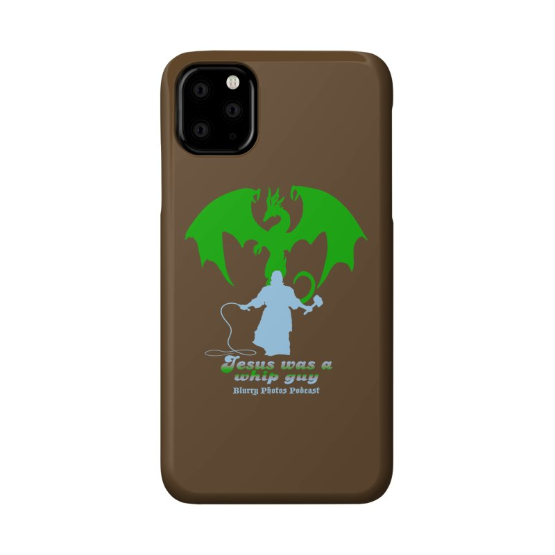 Jesus was a Whip Guy Accessories Phone Case by Blurry Photos's Artist Shop