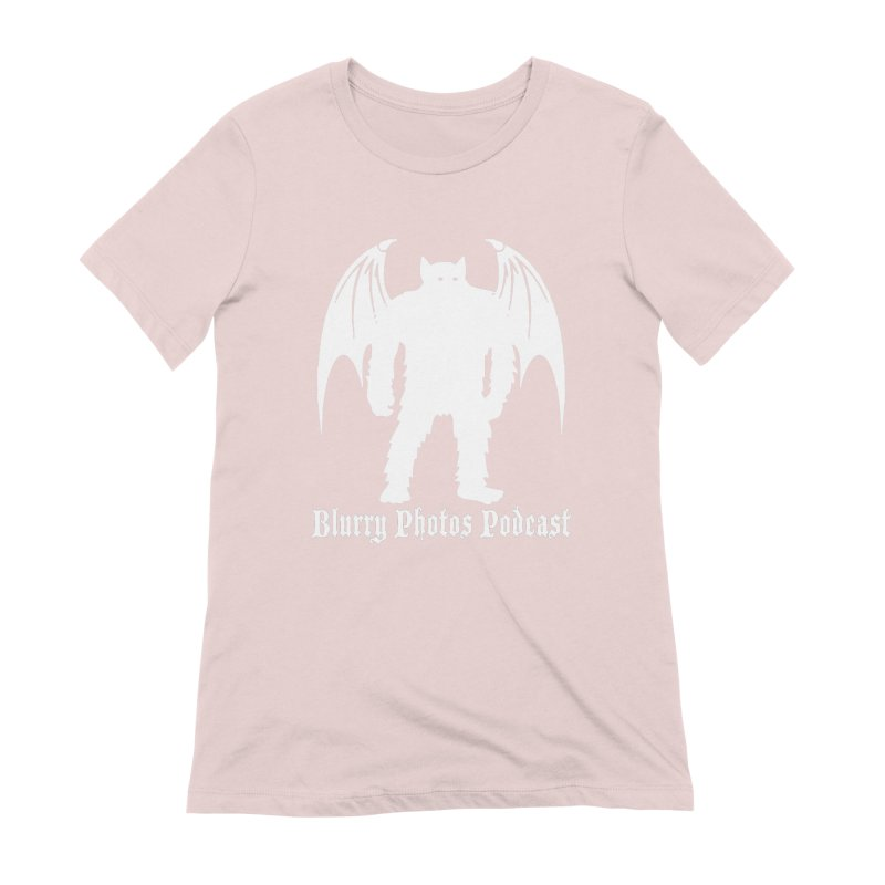 Batsquatch Women's Extra Soft T-Shirt by Blurry Photos's Artist Shop