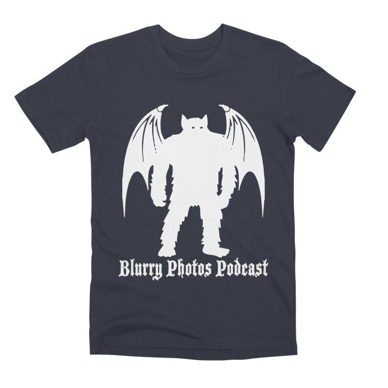 Batsquatch Men's Premium T-Shirt by Blurry Photos's Artist Shop