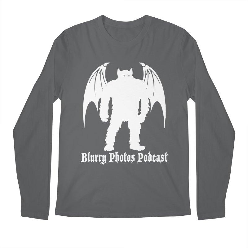 Batsquatch Men's Longsleeve T-Shirt by Blurry Photos's Artist Shop