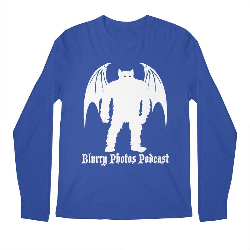 Batsquatch Men's Regular Longsleeve T-Shirt by Blurry Photos's Artist Shop