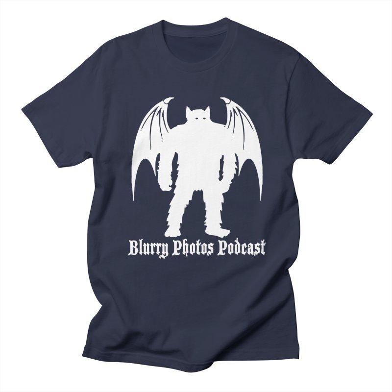 Batsquatch Women's Regular Unisex T-Shirt by Blurry Photos's Artist Shop