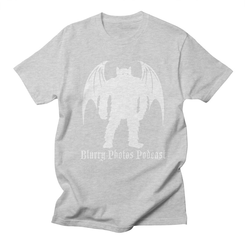 Batsquatch Men's T-Shirt by Blurry Photos's Artist Shop