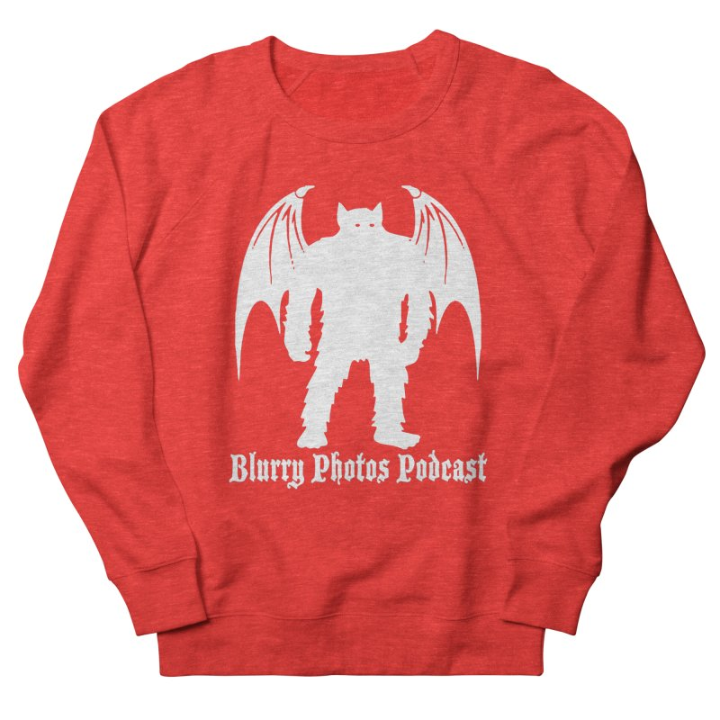 Batsquatch Women's Sweatshirt by Blurry Photos's Artist Shop