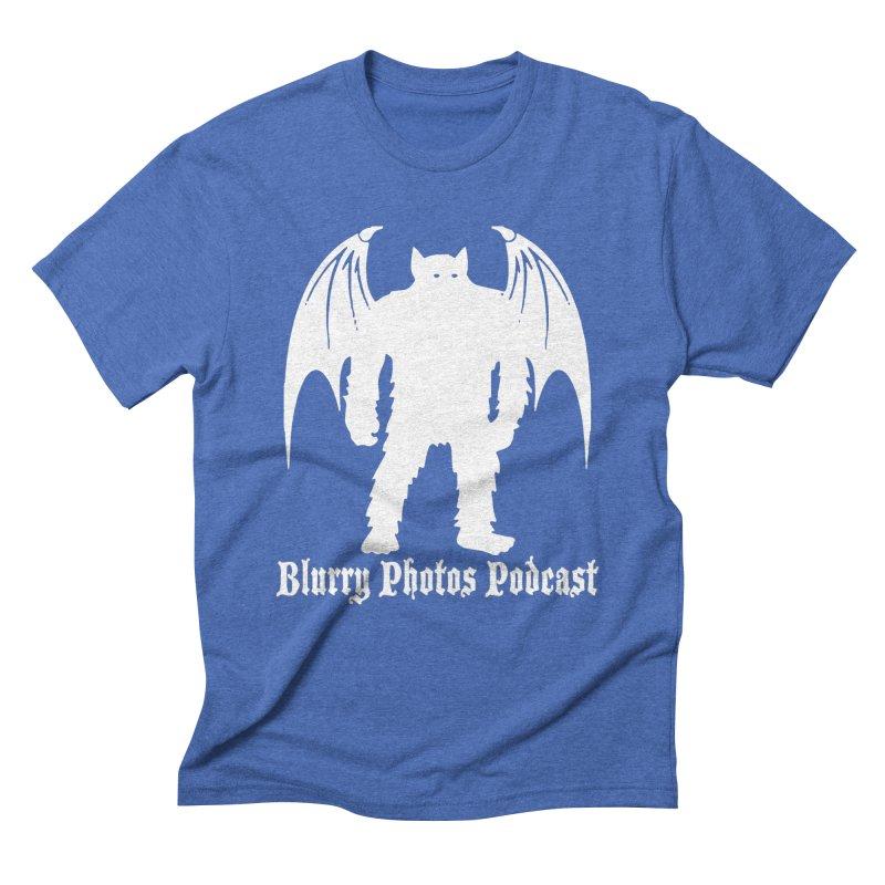 Batsquatch Men's Triblend T-Shirt by Blurry Photos's Artist Shop