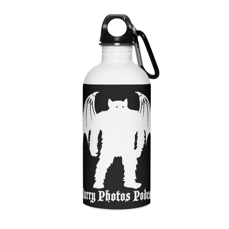 Batsquatch Accessories Water Bottle by Blurry Photos's Artist Shop