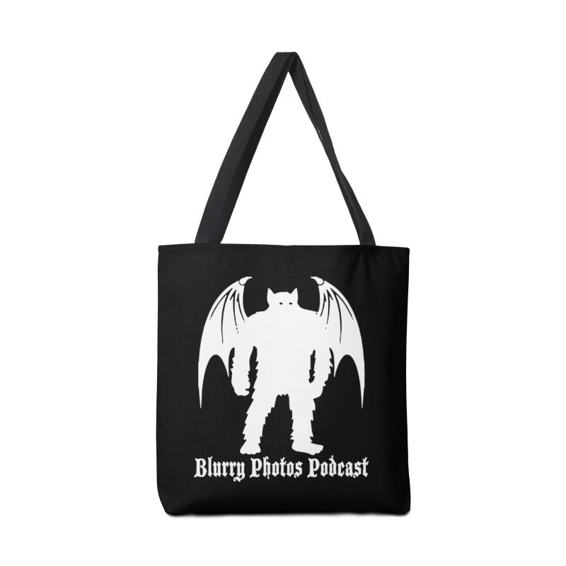 Batsquatch Accessories Tote Bag Bag by Blurry Photos's Artist Shop