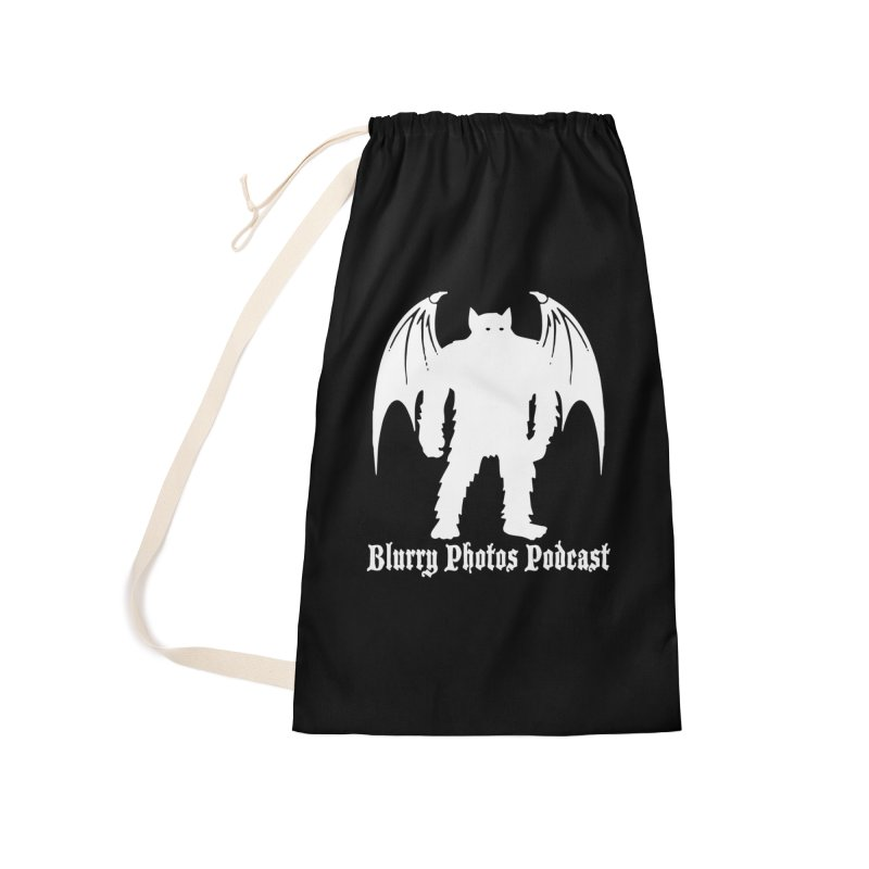 Batsquatch Accessories Bag by Blurry Photos's Artist Shop