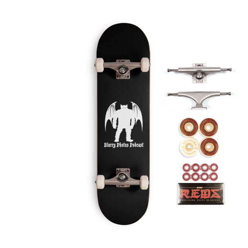 Batsquatch Accessories Skateboard by Blurry Photos's Artist Shop