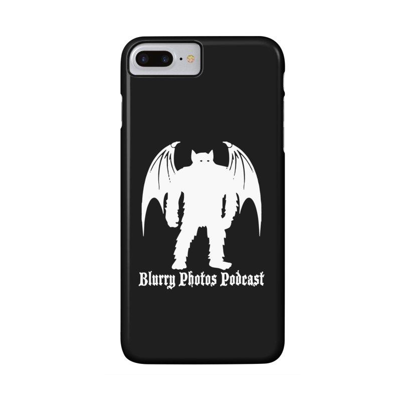 Batsquatch Accessories Phone Case by Blurry Photos's Artist Shop