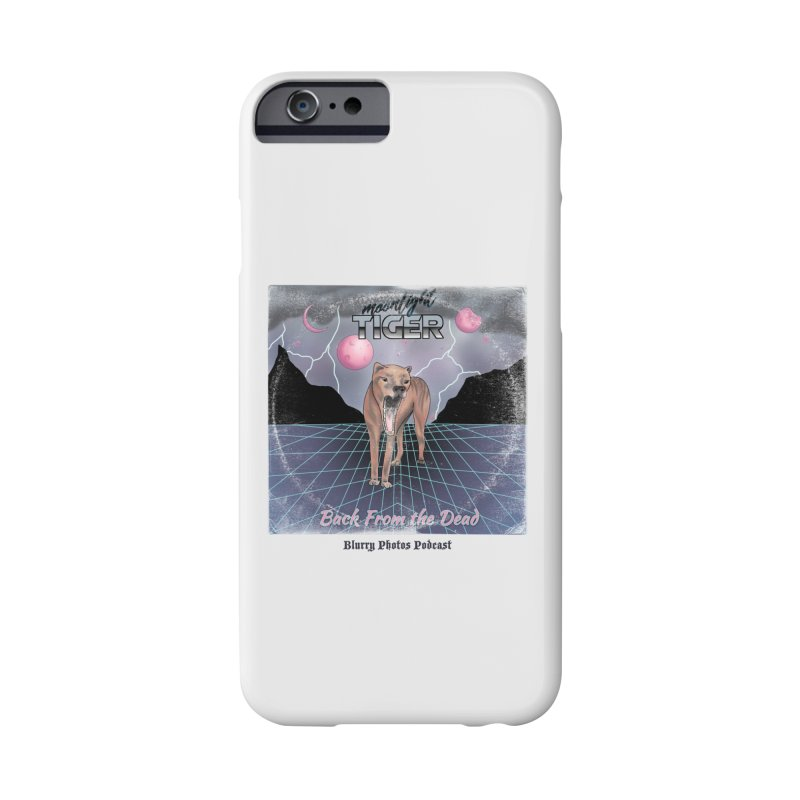 Moonlight Tiger Accessories Phone Case by Blurry Photos's Artist Shop