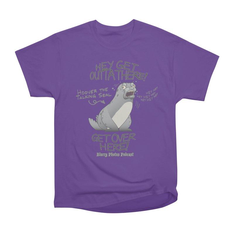 Hoover Men's Heavyweight T-Shirt by Blurry Photos's Artist Shop