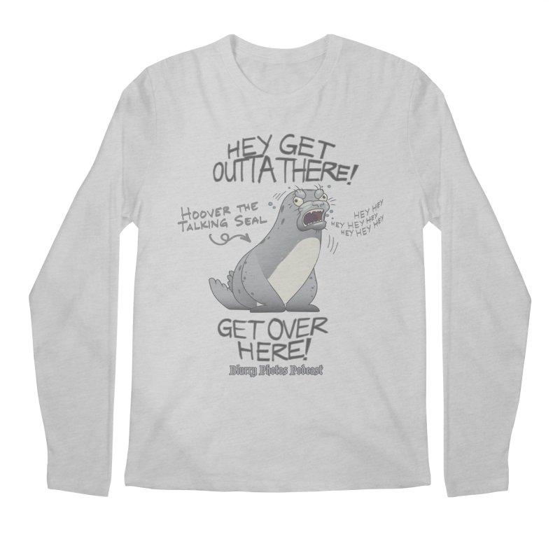 Hoover Men's Longsleeve T-Shirt by Blurry Photos's Artist Shop