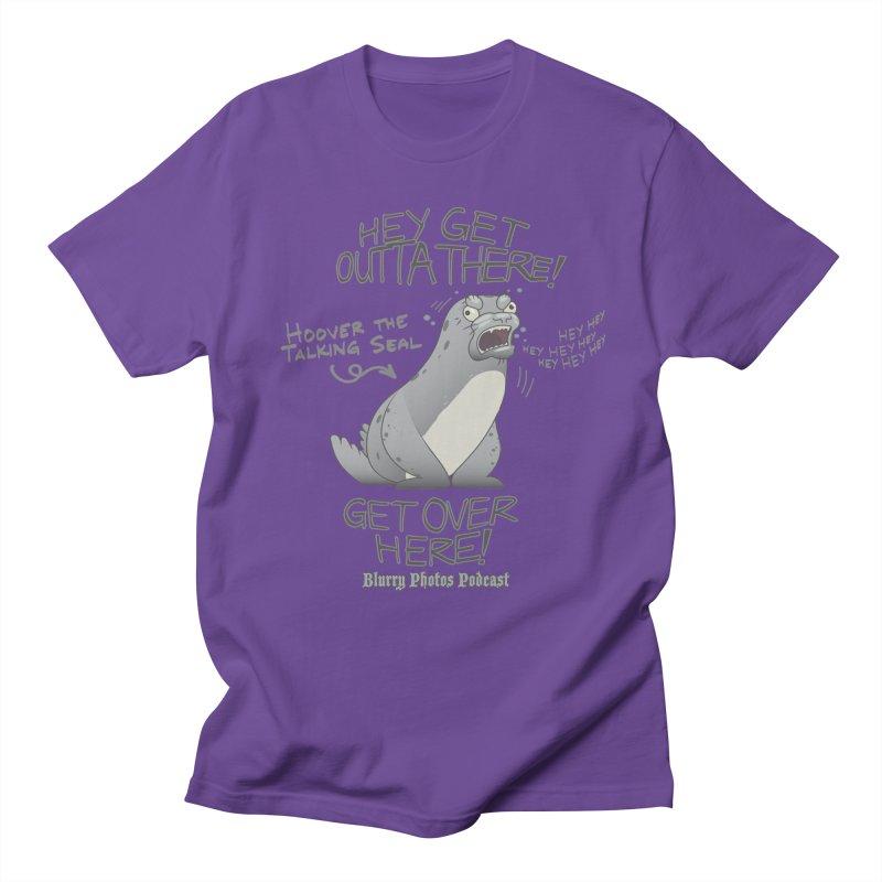 Hoover Men's T-Shirt by Blurry Photos's Artist Shop