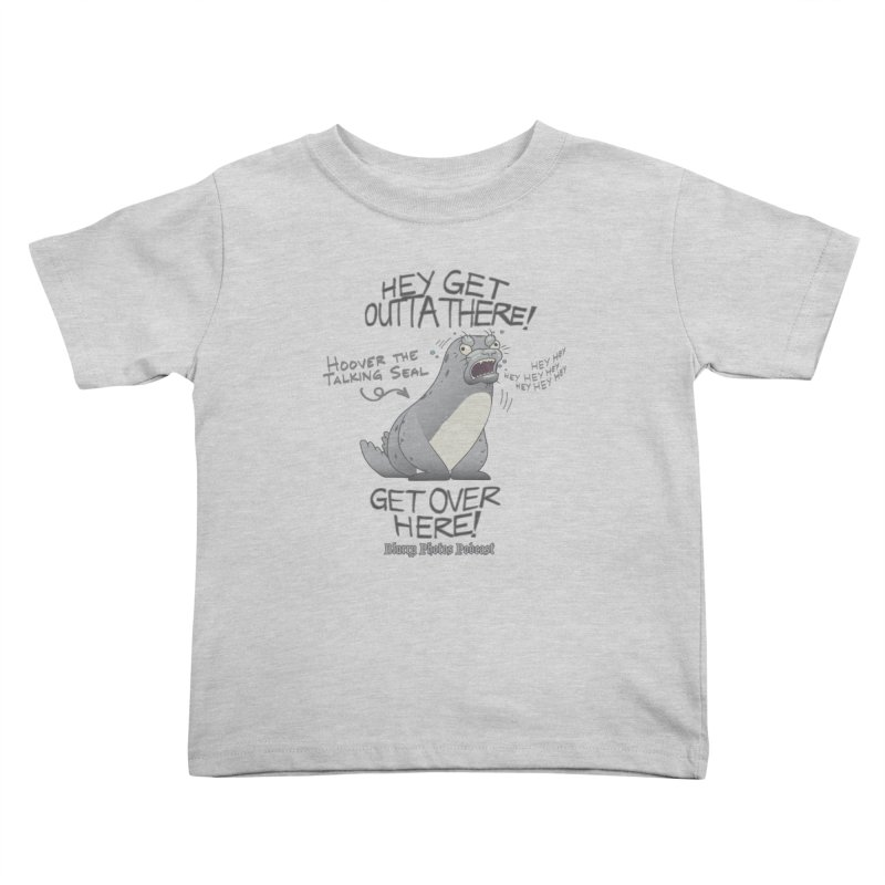 Hoover Kids Toddler T-Shirt by Blurry Photos's Artist Shop