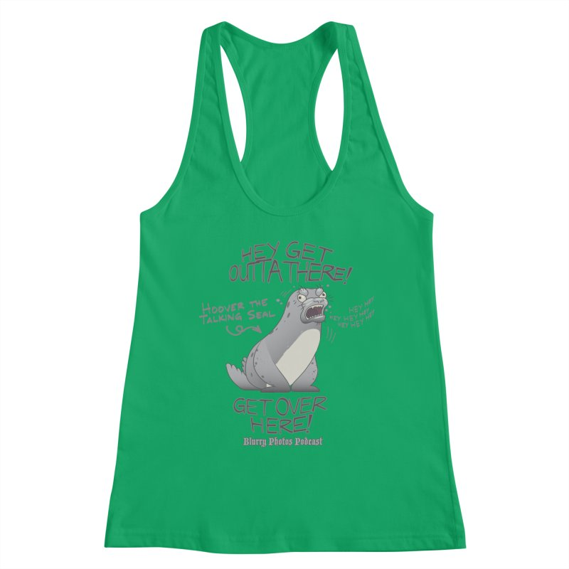 Hoover Women's Tank by Blurry Photos's Artist Shop