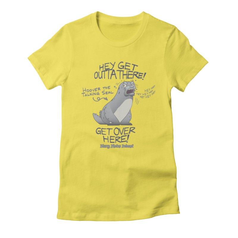 Hoover Women's T-Shirt by Blurry Photos's Artist Shop