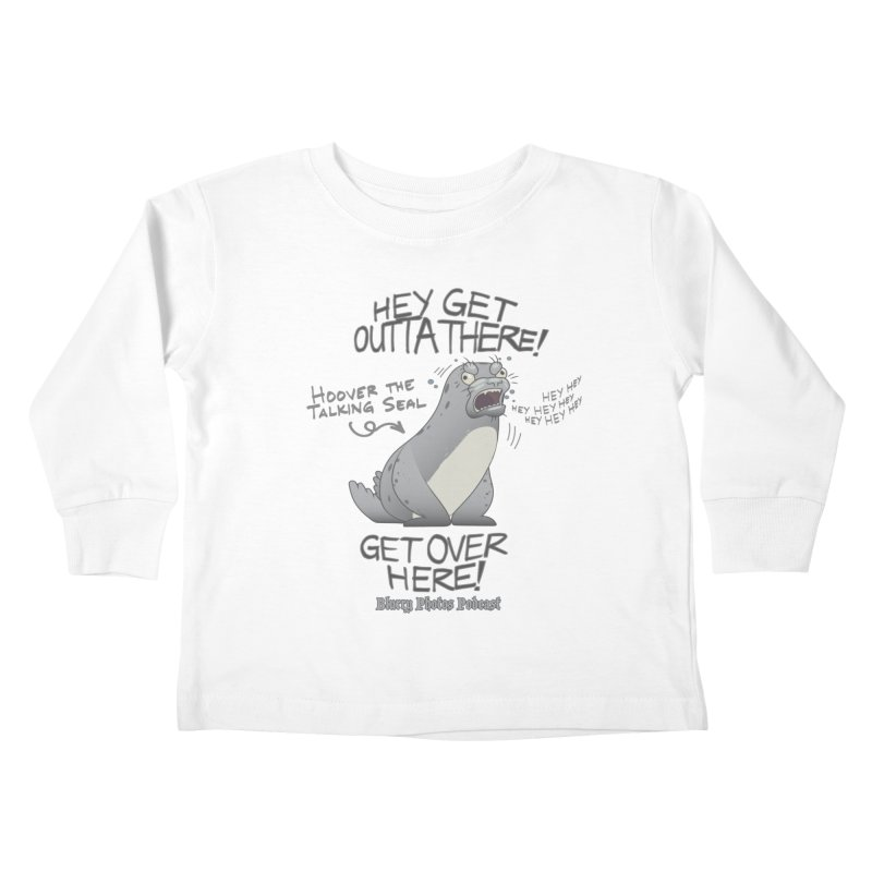 Hoover Kids Toddler Longsleeve T-Shirt by Blurry Photos's Artist Shop