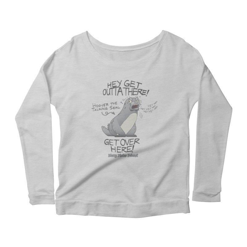 Hoover Women's Longsleeve T-Shirt by Blurry Photos's Artist Shop