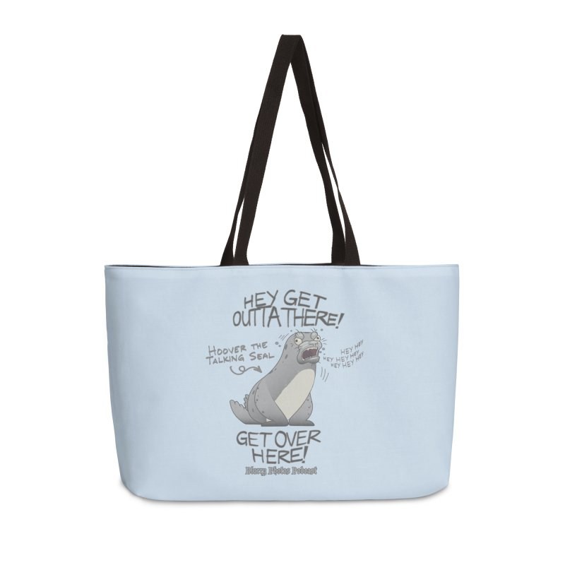 Hoover Accessories Weekender Bag Bag by Blurry Photos's Artist Shop