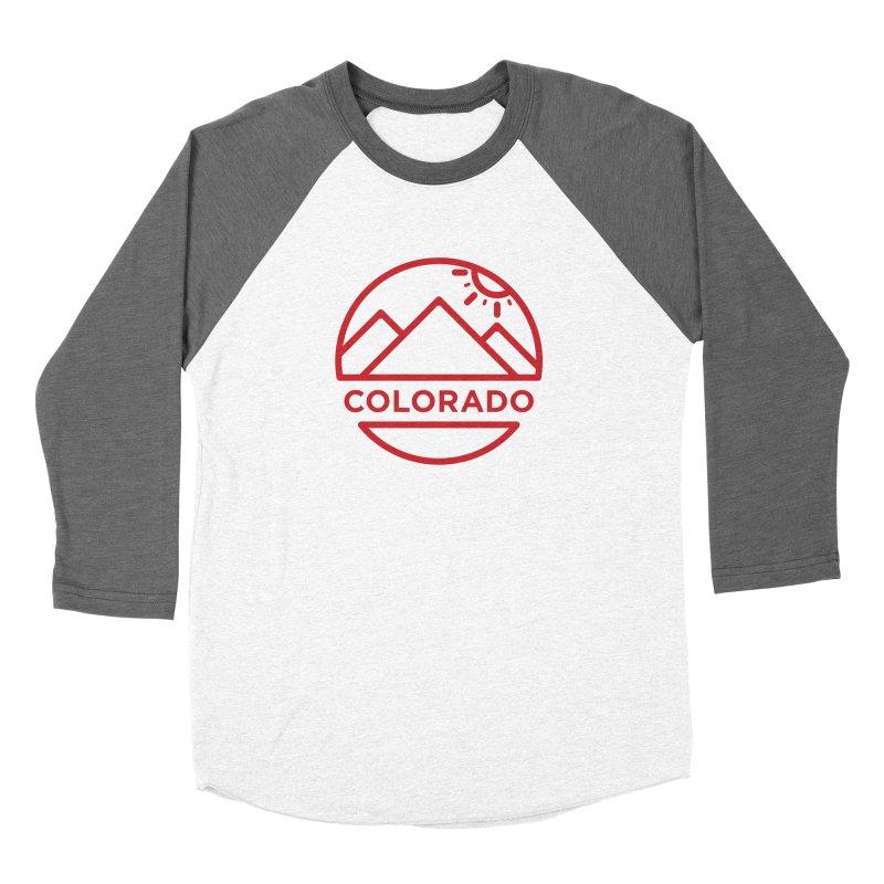 Explore Colorado Women's Longsleeve T-Shirt by BMaw's Artist Shop