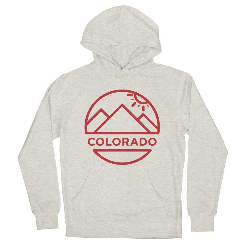 Explore Colorado Men's Pullover Hoody by BMaw's Artist Shop