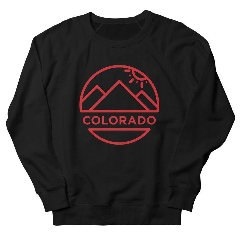 Explore Colorado Women's Sweatshirt by BMaw's Artist Shop