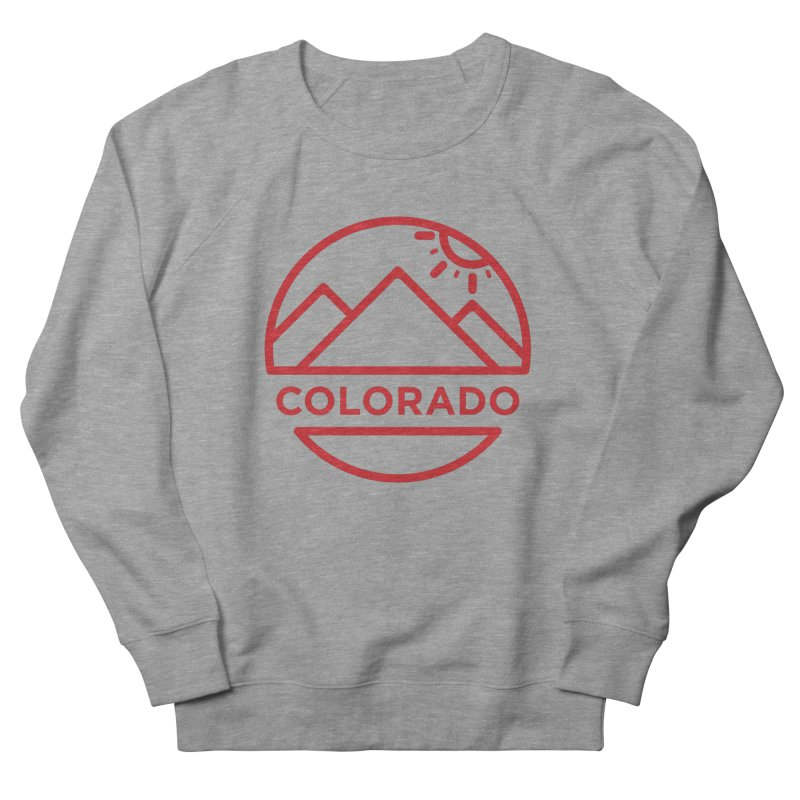 Explore Colorado Men's Sweatshirt by BMaw's Artist Shop