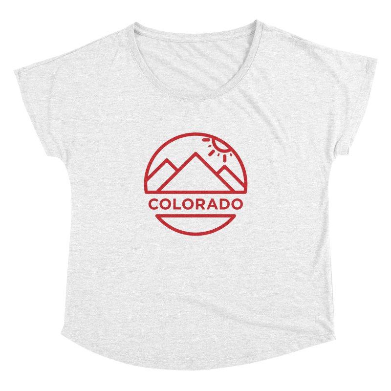 Explore Colorado Women's Dolman by BMaw's Artist Shop