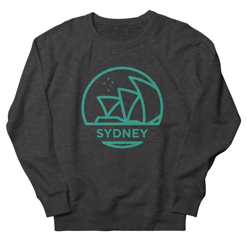 Sydney Harbor Women's Sweatshirt by BMaw's Artist Shop