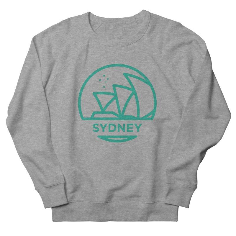 Sydney Harbor Men's Sweatshirt by BMaw's Artist Shop