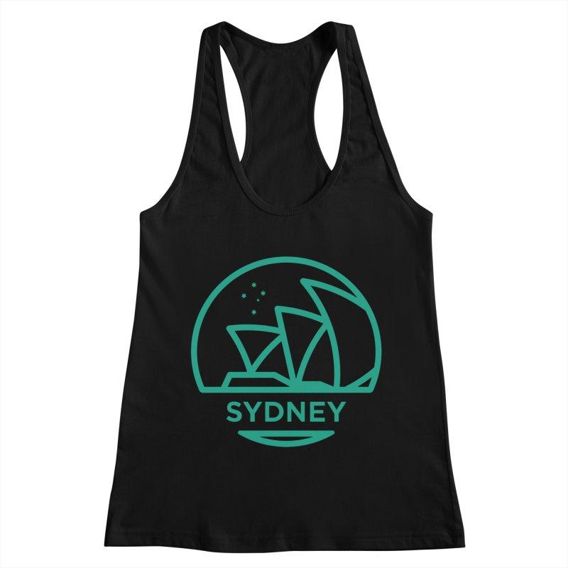 Sydney Harbor Women's Tank by BMaw's Artist Shop