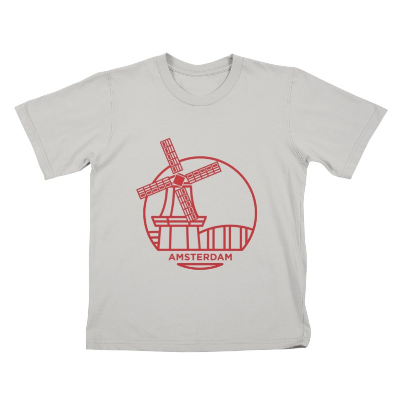 Amsterdam Mill   by BMaw's Artist Shop
