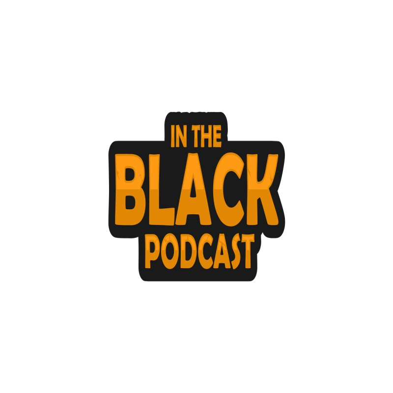 In The Black Podcast Tee by The Bold Ventures Collection