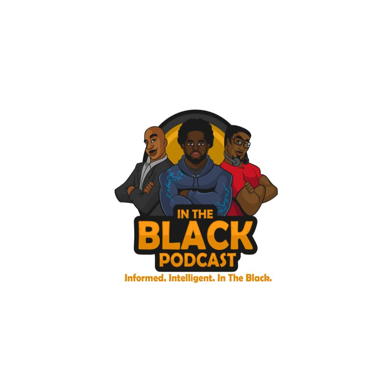 In The Black Podcast Logo by The Bold Ventures Collection