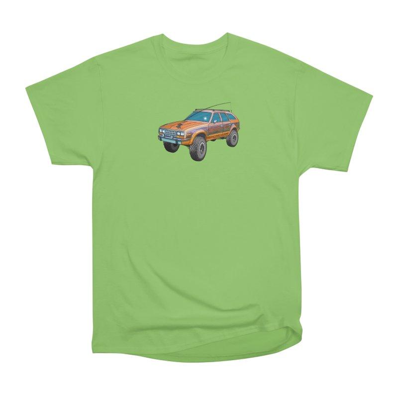 AMC Eagle Adventure Rig Men's T-Shirt by Boneyard Studio - Boneyard Fly Gear