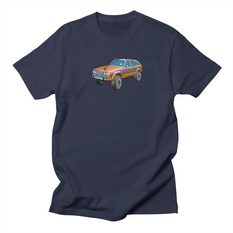AMC Eagle Adventure Rig Men's Regular T-Shirt by Boneyard Studio - Boneyard Fly Gear