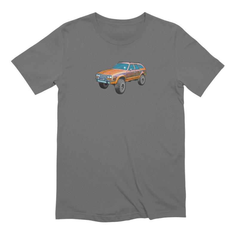 AMC Eagle Men's T-Shirt by Boneyard Studio - Boneyard Fly Gear