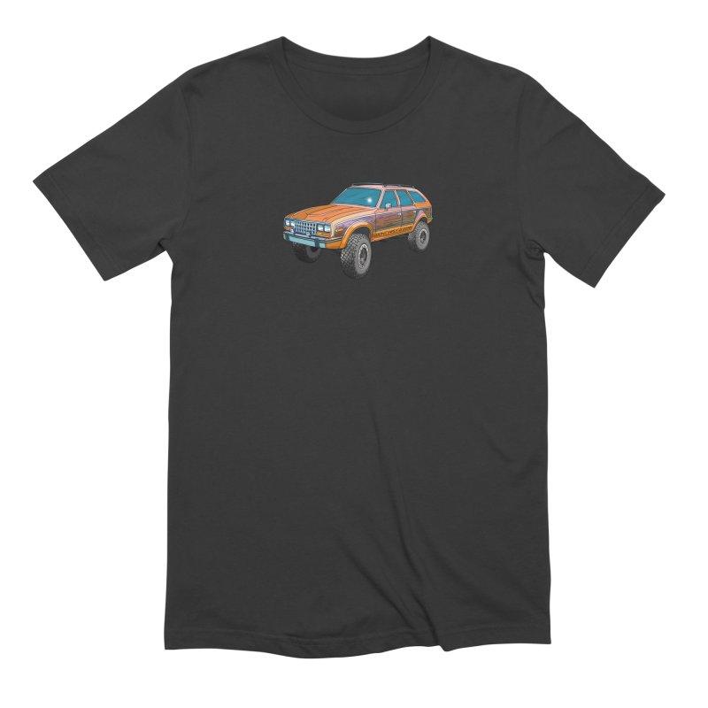 AMC Eagle Men's Extra Soft T-Shirt by Boneyard Studio - Boneyard Fly Gear