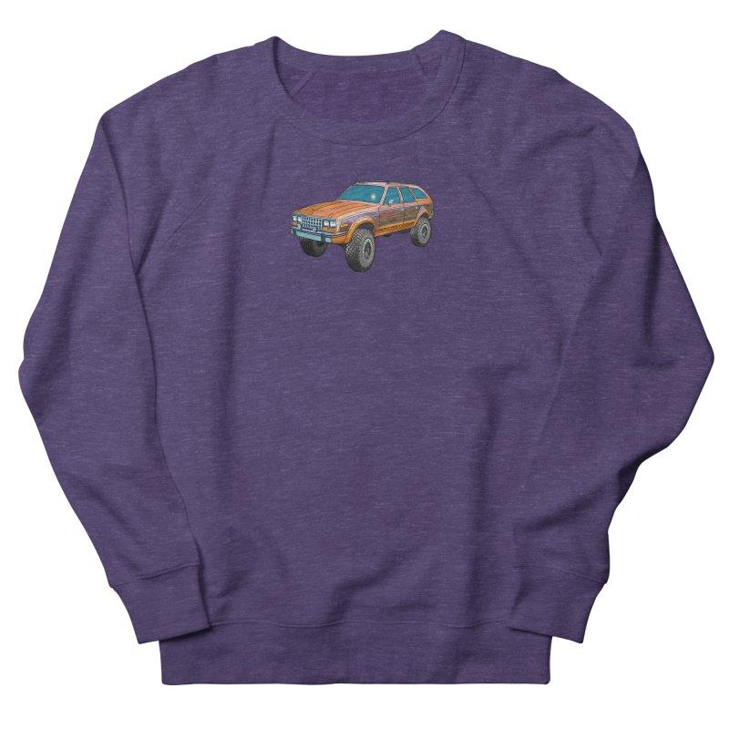 AMC Eagle Men's Sweatshirt by Boneyard Studio - Boneyard Fly Gear
