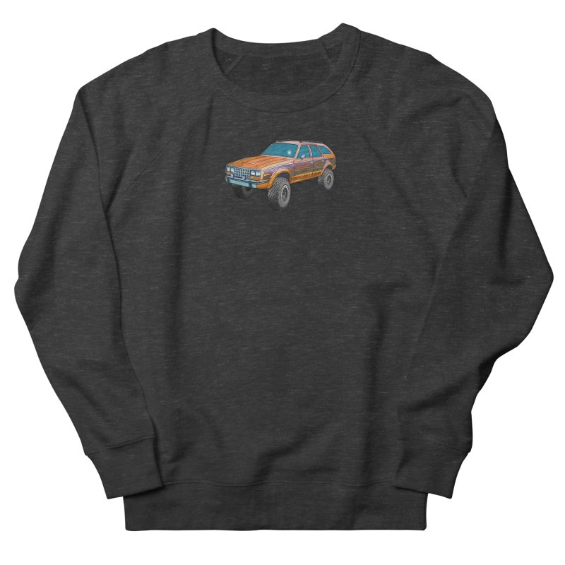 AMC Eagle Men's Sweatshirt by Boneyard Studio - Boneyard Fly Gear