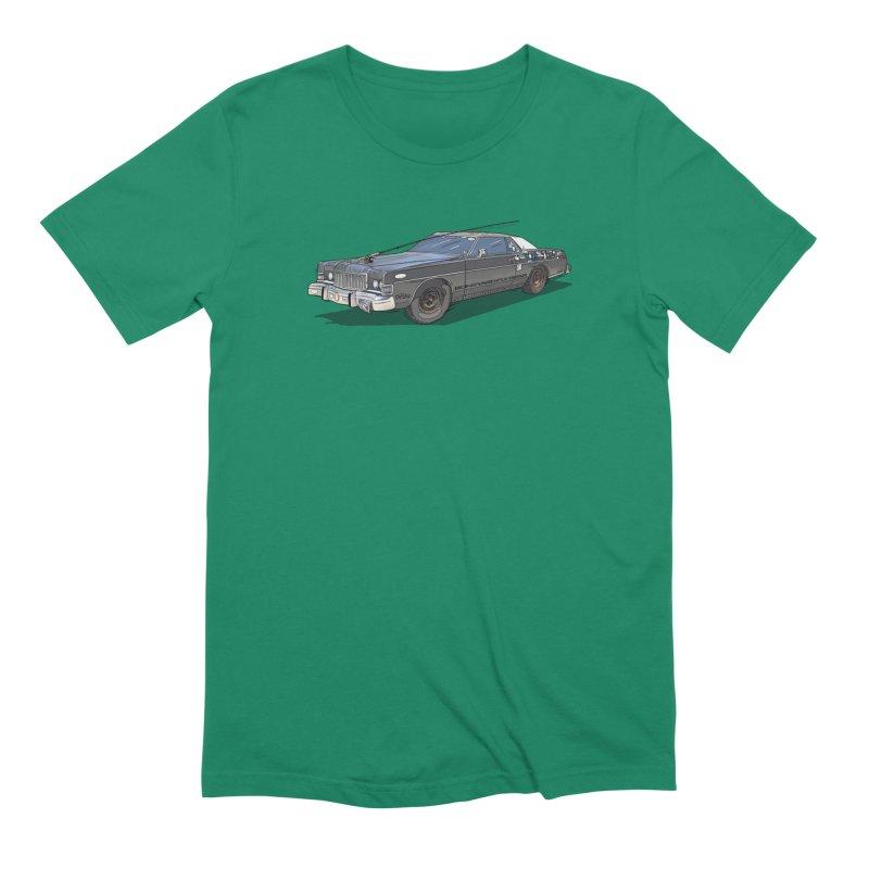 """Clyde"" from The Drake Magazine Men's T-Shirt by Boneyard Studio - Boneyard Fly Gear"